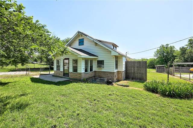 5730 N Central Road, Bethany, OK 73008 (MLS #913419) :: Homestead & Co