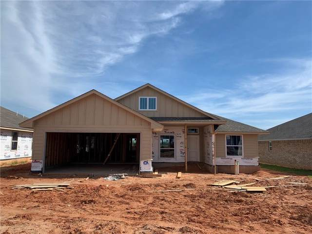 3912 Abingdon Drive, Norman, OK 73026 (MLS #913420) :: Homestead & Co