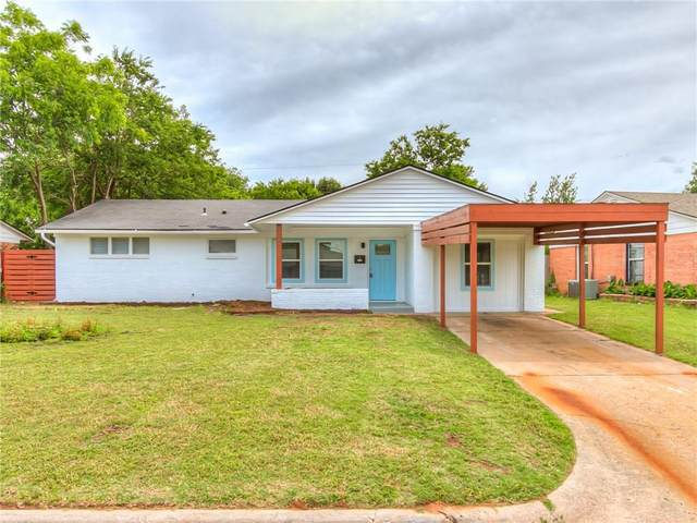 5952 NW 61st Street, Oklahoma City, OK 73122 (MLS #913484) :: Homestead & Co
