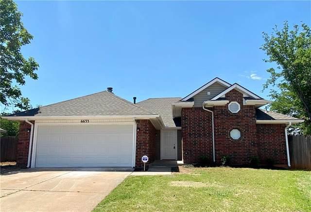6633 NW 123rd Street, Oklahoma City, OK 73142 (MLS #913488) :: Homestead & Co