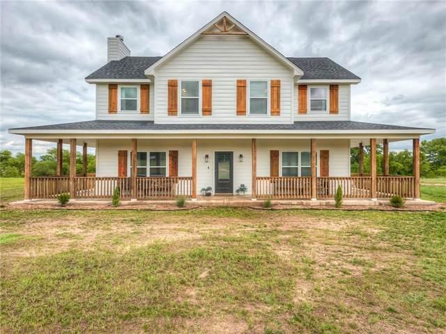 3906 N Highway 74, Crescent, OK 73028 (MLS #913499) :: Homestead & Co