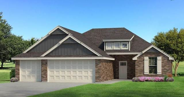 4224 Clevenger Drive, Edmond, OK 73012 (MLS #913505) :: Homestead & Co