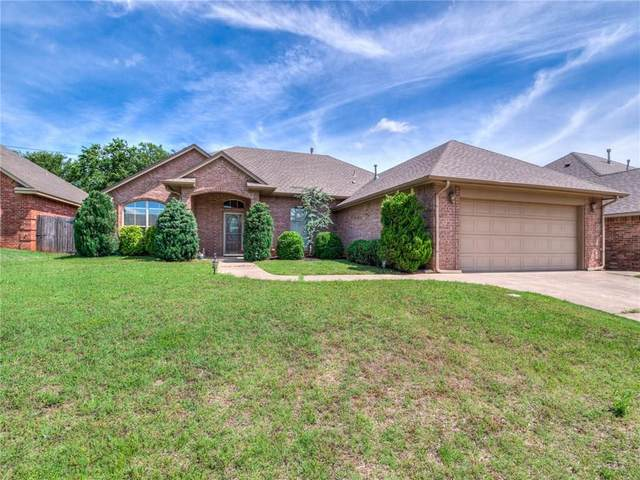 8621 NW 114th Street, Oklahoma City, OK 73162 (MLS #913511) :: Homestead & Co