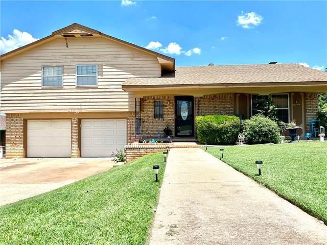 108 Orchard Drive, Chickasha, OK 73018 (MLS #913547) :: Keri Gray Homes
