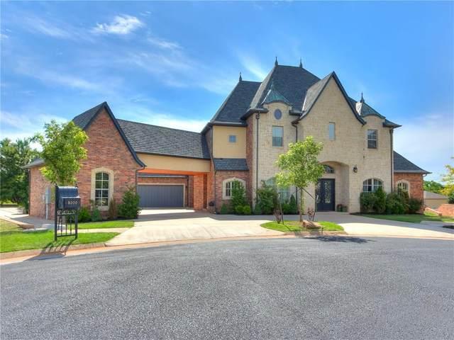 8000 NW 134th Terrace, Oklahoma City, OK 73142 (MLS #913552) :: Homestead & Co