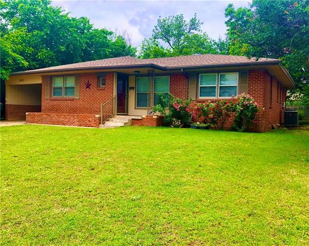 2621 Abbey Road, The Village, OK 73120 (MLS #913553) :: Homestead & Co