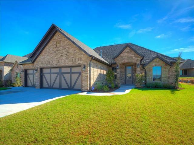 2300 E Thomas Terrace, Mustang, OK 73064 (MLS #913565) :: Homestead & Co