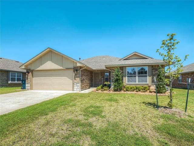 1212 Laurel Creek Drive, Yukon, OK 73099 (MLS #913589) :: Keri Gray Homes