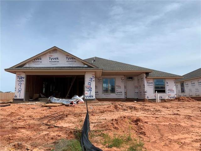 3907 Abingdon Drive, Norman, OK 73026 (MLS #913593) :: Homestead & Co