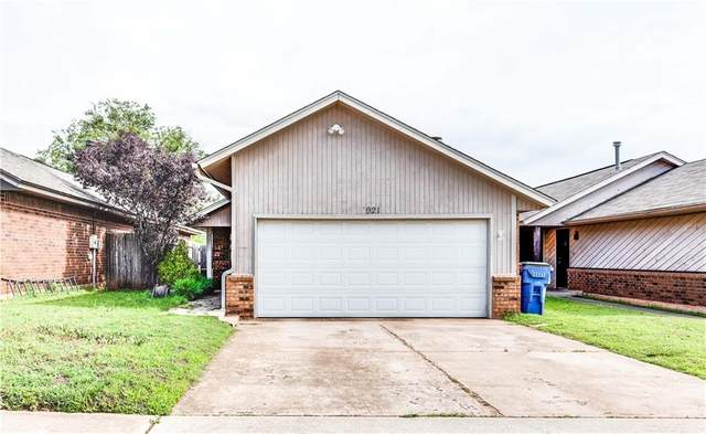 921 W Tesio Way, Mustang, OK 73064 (MLS #913600) :: Homestead & Co