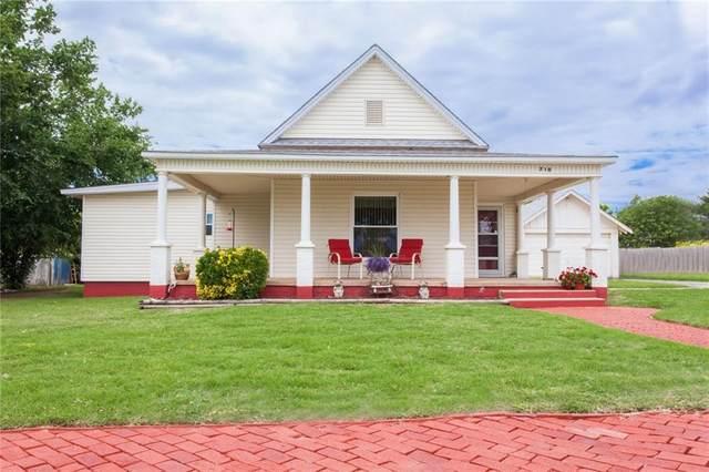 710 S Main Street, Custer City, OK 73639 (MLS #913643) :: Homestead & Co