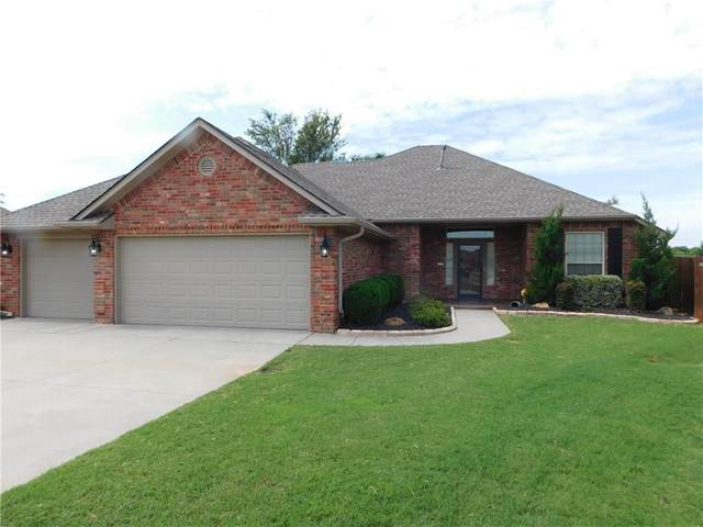 3200 Se 33rd St, Moore, OK 73165 (MLS #913648) :: Your H.O.M.E. Team