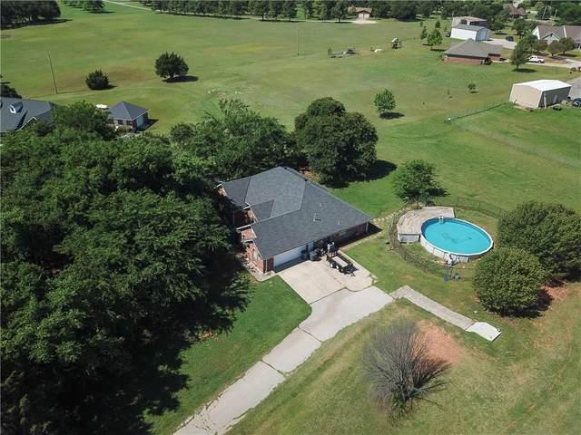 917 Summer Oaks Drive, Blanchard, OK 73010 (MLS #913672) :: Keri Gray Homes