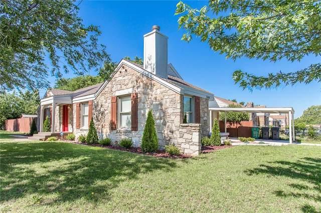 2600 NW 31st Street, Oklahoma City, OK 73112 (MLS #913680) :: Keri Gray Homes