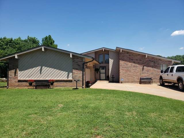 800 N Canadian Terrace, Mustang, OK 73064 (MLS #913683) :: Homestead & Co