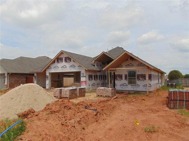 1208 N Taylor Way, Mustang, OK 73064 (MLS #913689) :: Homestead & Co