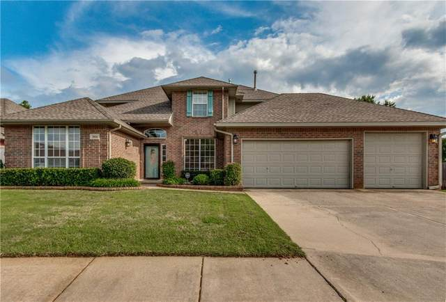 7424 NW 113th Street, Oklahoma City, OK 73162 (MLS #913731) :: Keri Gray Homes