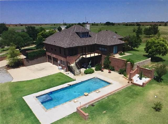 2323 Moffat Rd Nw, Piedmont, OK 73078 (MLS #913744) :: Keri Gray Homes