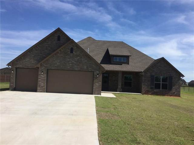 12801 SW 54th Street, Oklahoma City, OK 73064 (MLS #913748) :: Homestead & Co
