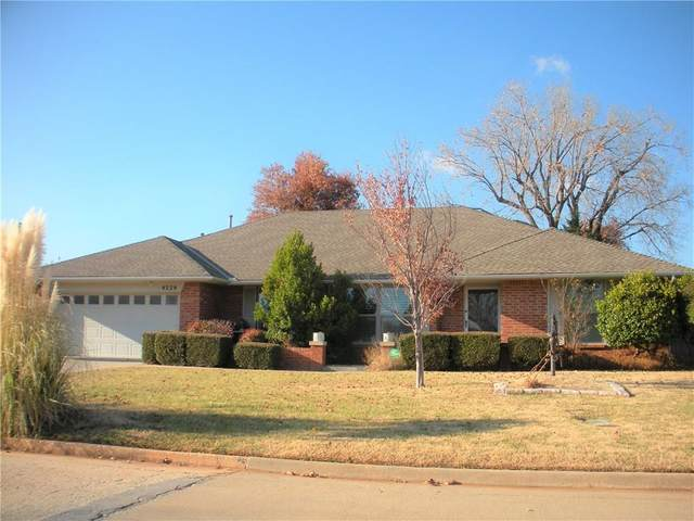 4229 Cherry Hill Lane, Oklahoma City, OK 73120 (MLS #913759) :: Homestead & Co