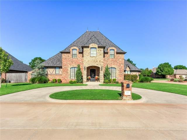 600 Elizabeth Drive, Okarche, OK 73762 (MLS #913773) :: Homestead & Co