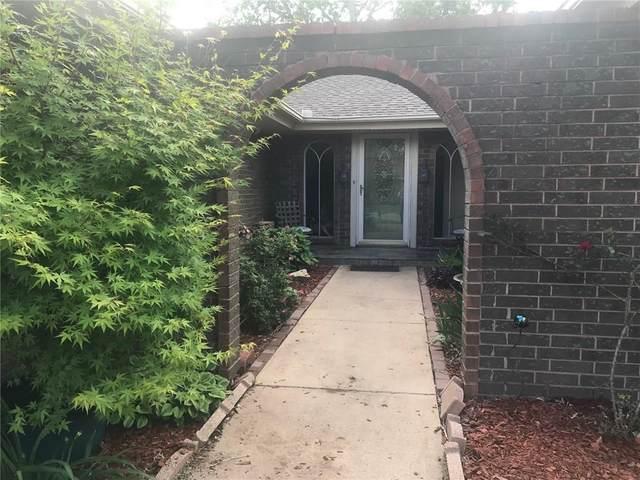 9509 S Trafalgar Drive, Oklahoma City, OK 73139 (MLS #913775) :: Keri Gray Homes
