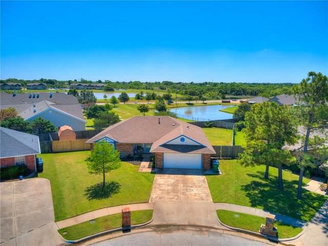 10016 Brookline Avenue, Oklahoma City, OK 73159 (MLS #913778) :: ClearPoint Realty