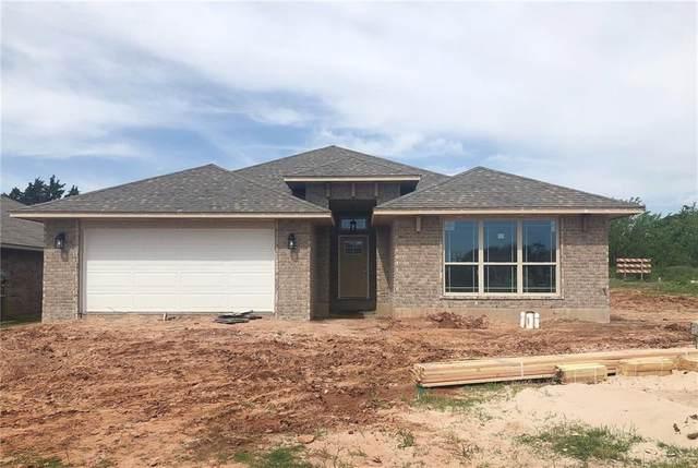 4200 Condor Drive, Norman, OK 73072 (MLS #913786) :: Homestead & Co