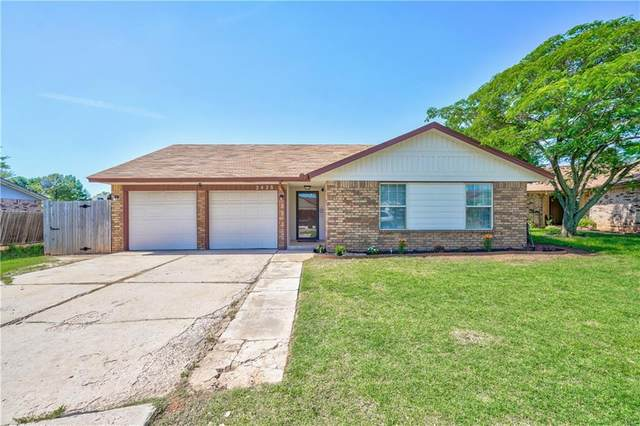 2428 SW 103rd Terrace, Oklahoma City, OK 73159 (MLS #913803) :: Keri Gray Homes
