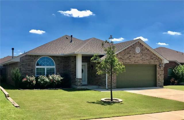 600 SW 43rd Street, Moore, OK 73160 (MLS #913804) :: Your H.O.M.E. Team