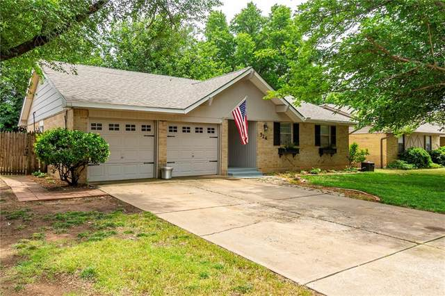 524 Holly Hill Road, Edmond, OK 73003 (MLS #913810) :: ClearPoint Realty