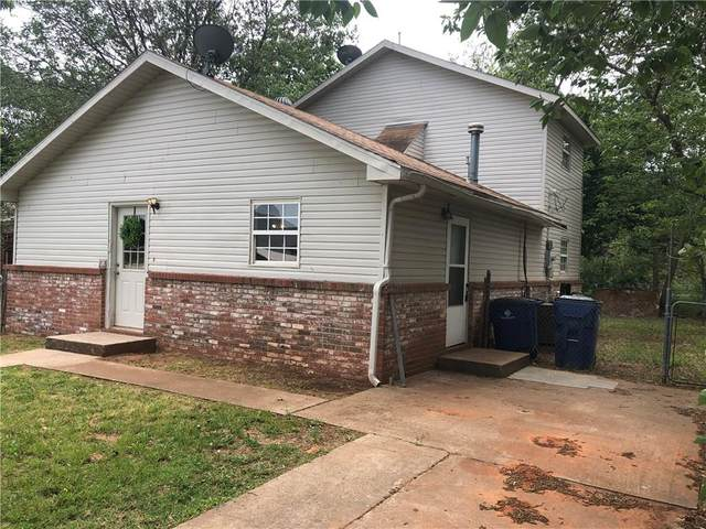 212 W Grimes Avenue, Cashion, OK 73016 (MLS #913813) :: Homestead & Co