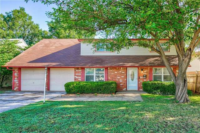 925 SW 5th Street, Moore, OK 73160 (MLS #913819) :: Your H.O.M.E. Team