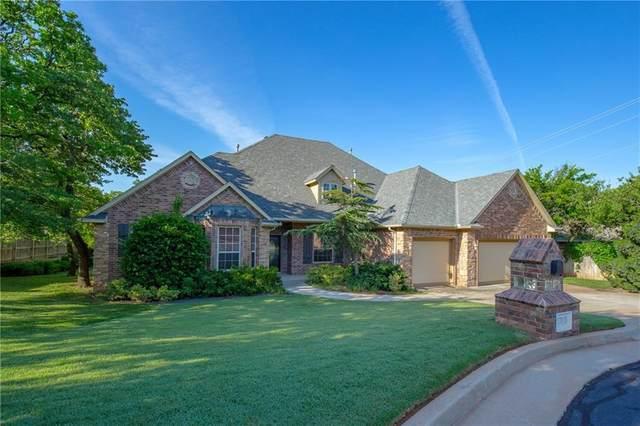 2700 NE 133rd Street, Edmond, OK 73013 (MLS #913826) :: Keri Gray Homes