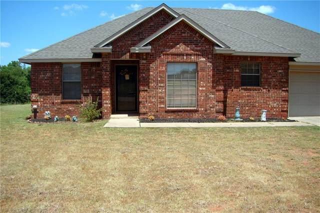2422 County Road 1260, Blanchard, OK 73010 (MLS #913829) :: Keri Gray Homes