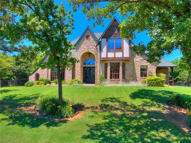 7221 NE 121st Street, Edmond, OK 73013 (MLS #913831) :: Homestead & Co