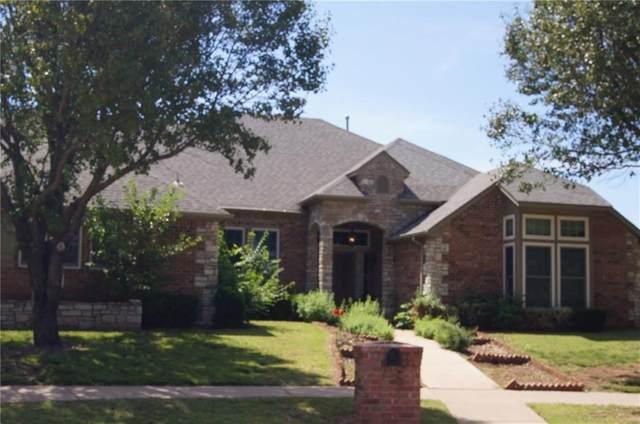4200 NW 147th Street, Oklahoma City, OK 73134 (MLS #913834) :: Keri Gray Homes