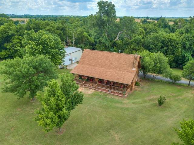 14220 SW 74th Street, Mustang, OK 73064 (MLS #913850) :: Your H.O.M.E. Team