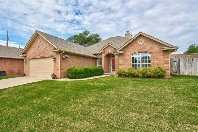 1317 Casi Court, Edmond, OK 73034 (MLS #913865) :: Your H.O.M.E. Team