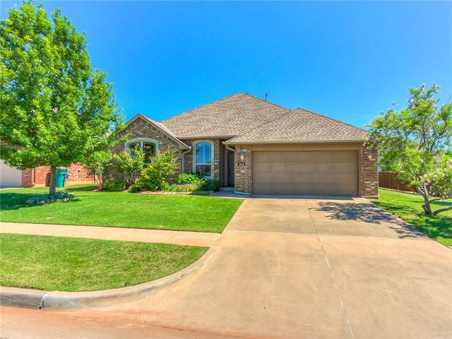 6008 NW 158th Street, Edmond, OK 73013 (MLS #913867) :: ClearPoint Realty
