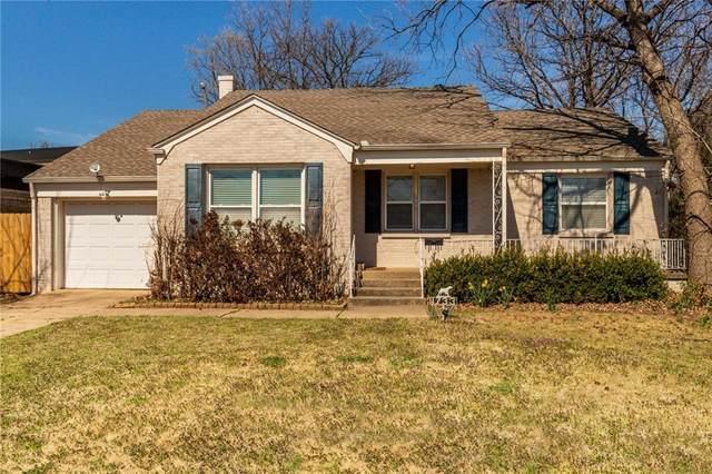 1733 NW 63rd Street, Oklahoma City, OK 73116 (MLS #913868) :: Homestead & Co