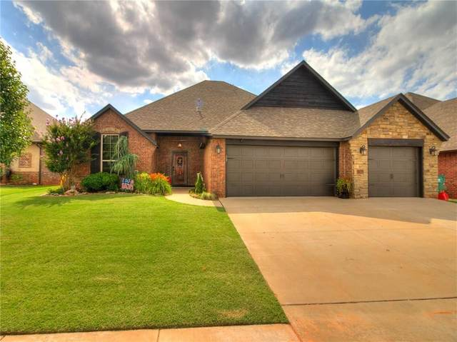 4001 Chesterfield Place, Oklahoma City, OK 73179 (MLS #913872) :: Your H.O.M.E. Team