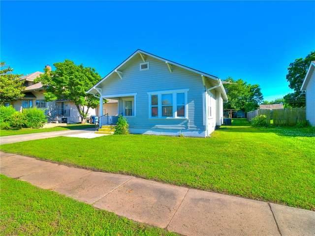 408 W 7th Street, Stroud, OK 74079 (MLS #913873) :: Keri Gray Homes