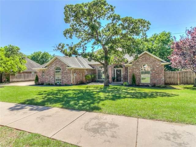 301 Hamptonridge Road, Edmond, OK 73034 (MLS #913874) :: Keri Gray Homes