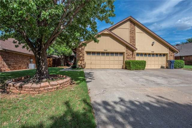 7002 N Spinnaker Lane, Oklahoma City, OK 73116 (MLS #913875) :: Homestead & Co