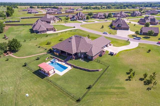 10601 San Lorenzo Drive, Oklahoma City, OK 73173 (MLS #913943) :: Your H.O.M.E. Team
