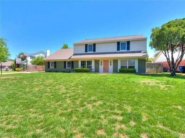 8008 Lakehurst Drive, Oklahoma City, OK 73120 (MLS #913953) :: Homestead & Co
