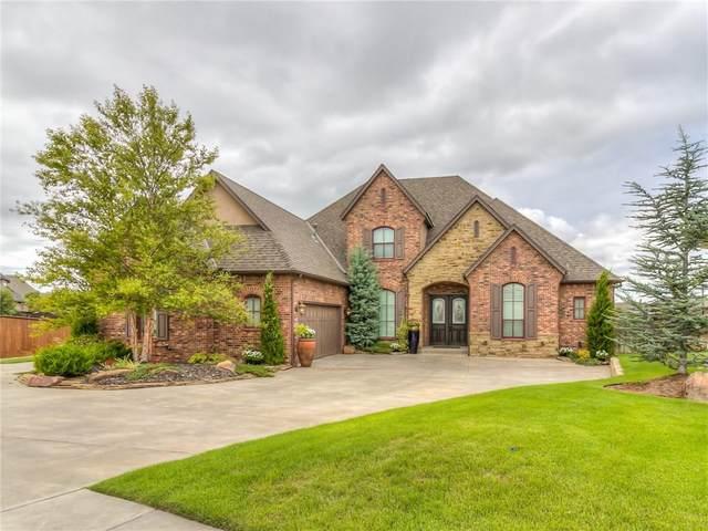 13113 Rock Canyon Road, Oklahoma City, OK 73142 (MLS #913957) :: Homestead & Co