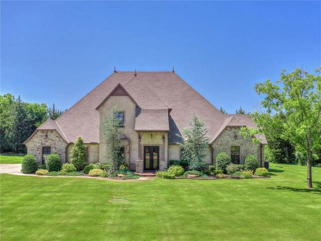 9908 Beaupre Drive, Arcadia, OK 73007 (MLS #913972) :: Erhardt Group at Keller Williams Mulinix OKC