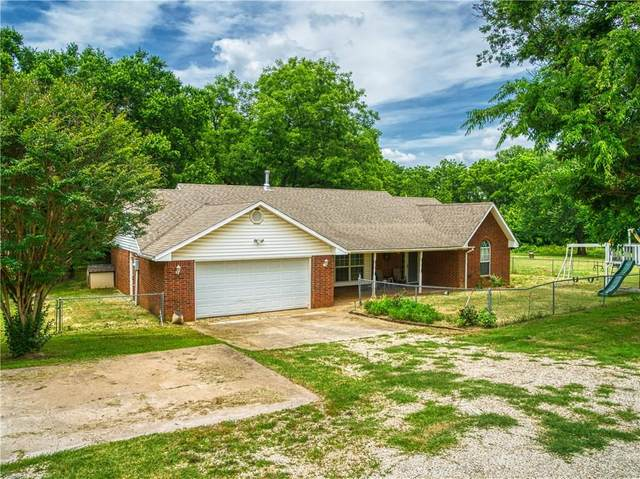 19733 Johnson Avenue, Purcell, OK 73080 (MLS #913974) :: Erhardt Group at Keller Williams Mulinix OKC